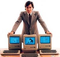 Steve jobs 1984 macintosh 1